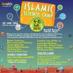 Islamic Science Camp (4-6 Juli 2019, Cibodas, Bogor)