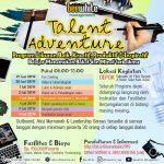 Talent Adventure (27 Juni-9 Juli 2019, Sekolah Al Fikri Depok)
